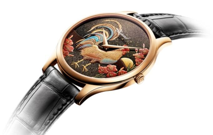 Đồng hồ Chopard LUC XP Urushi may mắn dành cho năm Dậu