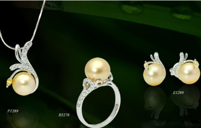 Ngọc trai - biểu tượng của vẻ đẹp sang trọng và quyền lực