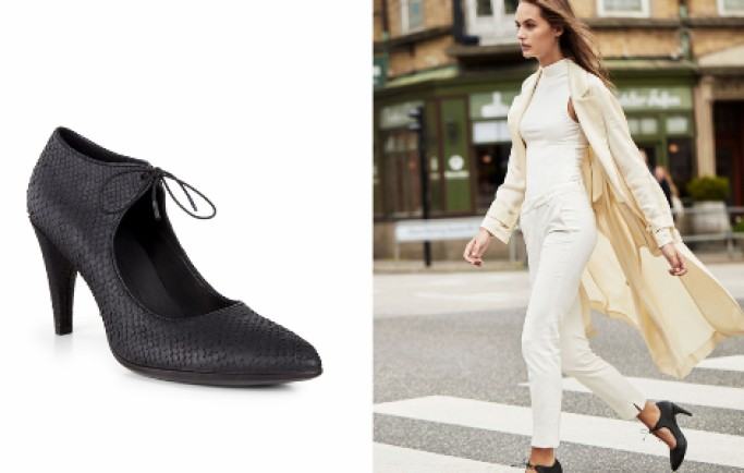 Bí quyết chọn giày cao gót mùa thu đông