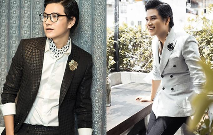 MC 'Hoa hậu Việt Nam 2016' gợi ý phối vest cách điệu