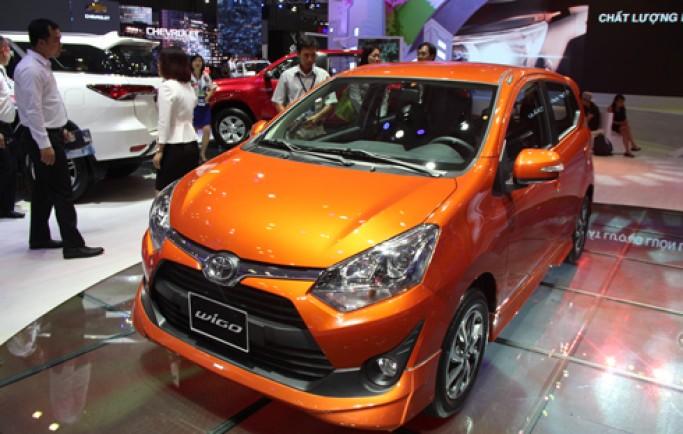 5 mẫu ôtô không thể ra mắt khách Việt đầu 2018 như kế hoạch