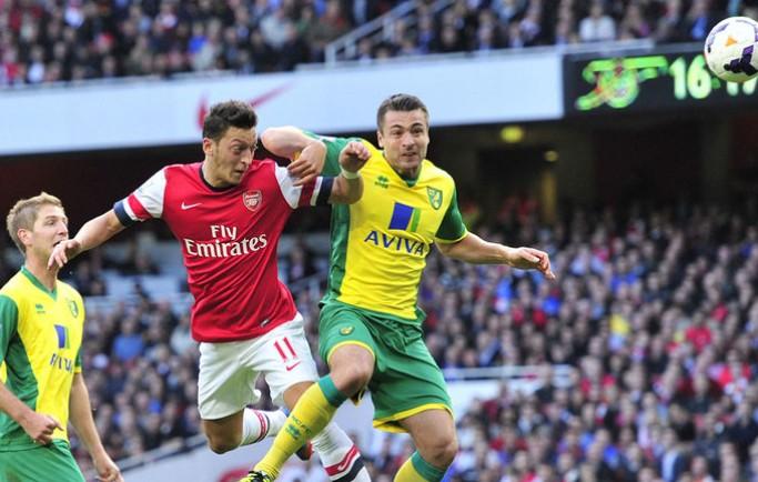 8live nhận định Arsenal vs Norwich 01h45, 25/10 (Vòng 1/8 - Cúp Liên Đoàn Anh)