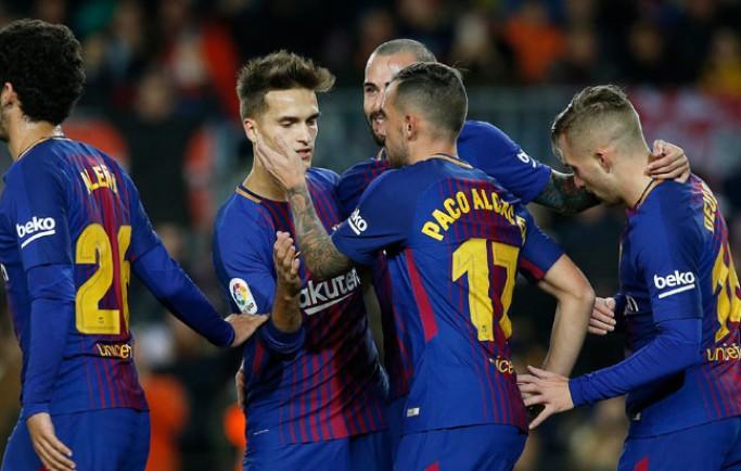 8live nhận định Barcelona vs Sporting Lisbon 02h45, 06/12 (Vòng Bảng - Cúp C1 Châu Âu)