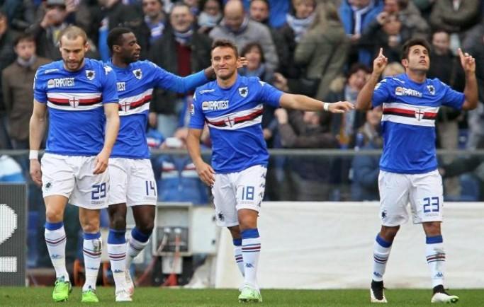 8live nhận định Biến động tỷ lệ bóng đá hôm nay 28/11: Sampdoria vs Pescara
