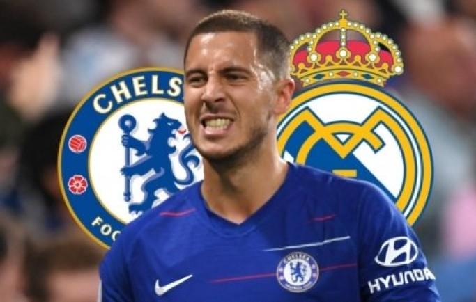 Báo 8live đưa tin Vì 1 lý do, thương vụ Hazard đến Real