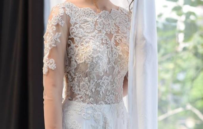 Bí quyết để mặc áo cưới đẹp dành cho cô dâu gầy