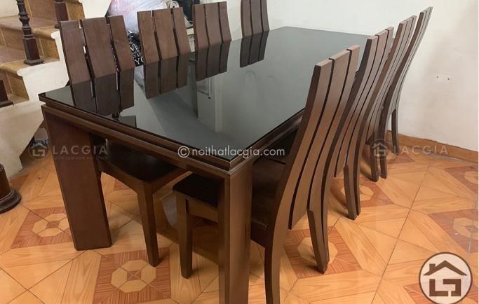 Bí quyết lựa chọn bàn ăn cho không gian phòng bếp hẹp
