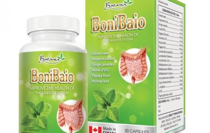 Bonibaio điều trị viêm đại tràng hiệu quả như thế nào?