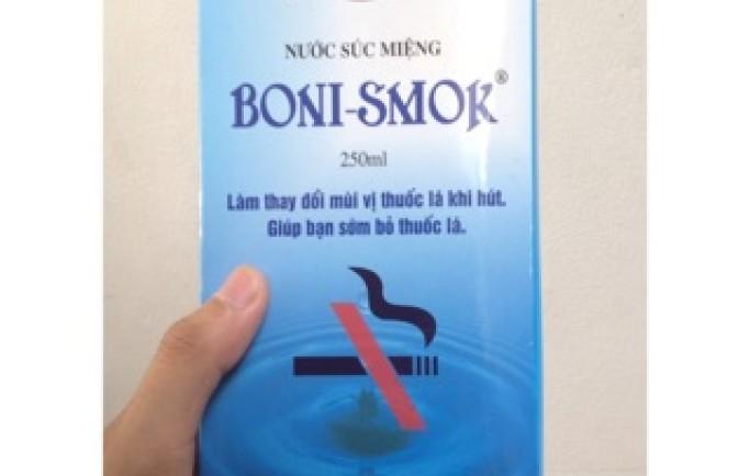 Cai thuốc lá bằng cách nào cho hiệu quả và an toàn trong thời gian 5 ngày