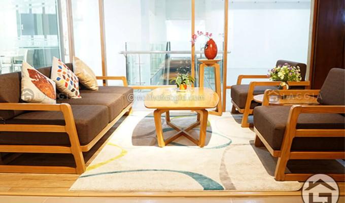 Chọn mua bộ sofa gỗ chữ U, chất lượng giá rẻ ở đâu?