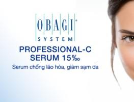 Công dụng của Serum chống lão hóa OBAGI Professional-C Serum 15%
