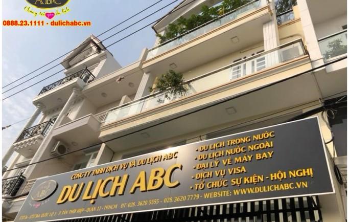 Công Ty Du Lịch Tại Thành Phố Hồ Chí Minh