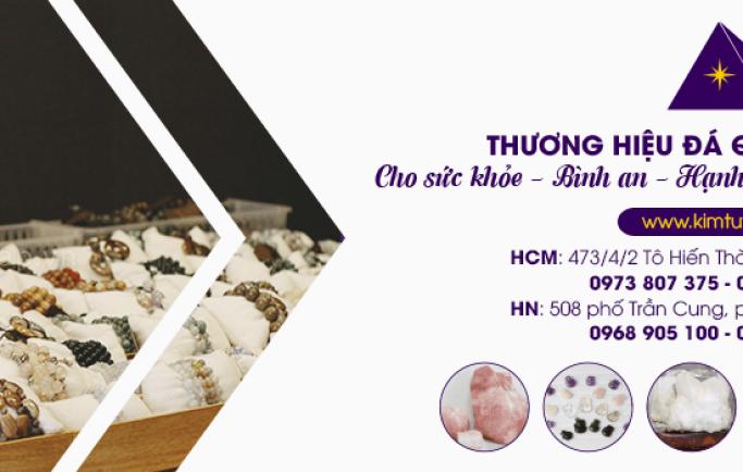 Cửa hàng bán Vòng Đá Thạch Anh tím, hồng, đen, tóc, vàng, trắng tại HCM – Uy Tín – Giá Rẻ