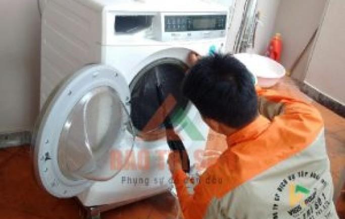 Cung cấp dịch vụ sửa chữa máy giặt ngay tại nhà đảm bảo uy tín nhất