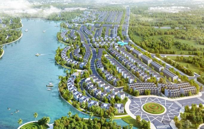Địa Ốc Long Phát 2019: Đón đầu xu thế phát triển cùng Khu đô thị xanh
