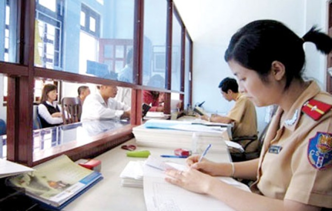 Dịch vụ cấp lại bằng lái xe oto có hồ sơ gốc tại Hồ Chí Minh