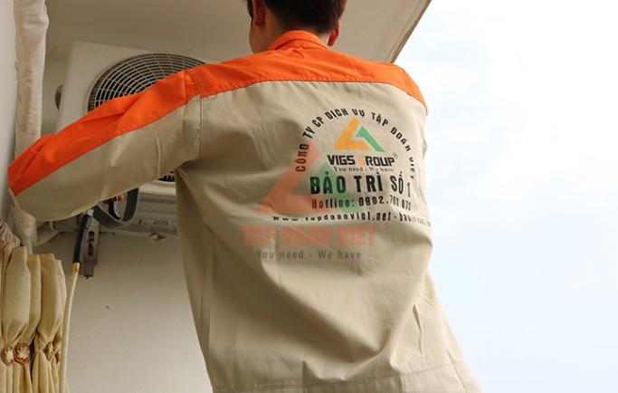 Dịch vụ sửa chữa điều hòa tại Hà Nội cam kết khắc phục hết lỗi nhanh