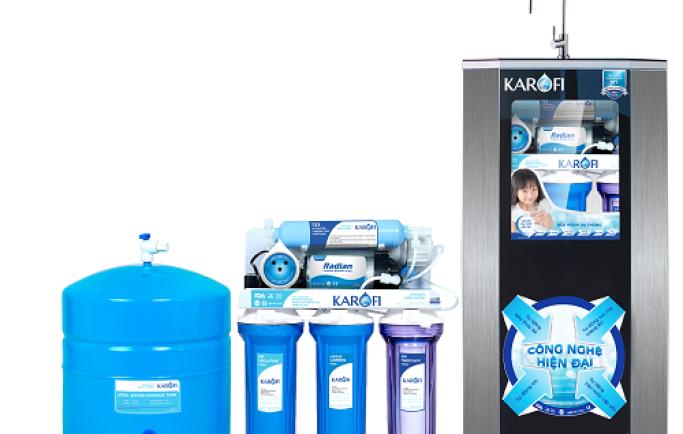Dịch vụ sửa máy lọc nước tại nhà đảm bảo khắc phục lỗi hết nhanh