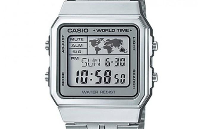 Đồng hồ Casio A500WGA-7DF sự lựa chọn lựa của nam giới