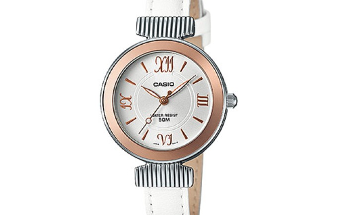 Đồng hồ Casio LTP-E405L-7AVDF nhỏ xinh cho nàng nữ tính