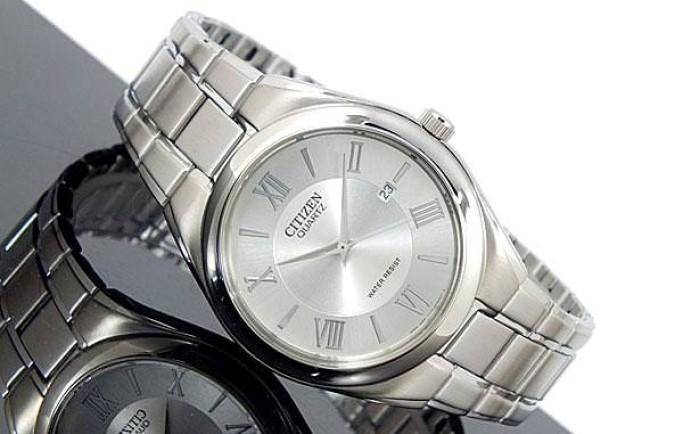 Đồng hồ Citizen Quartz BI0950-51A đẳng cấp với thiết kế giản đơn
