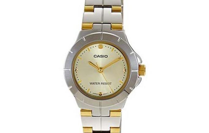 Đồng hồ nữ Casio LTP-1242SG-9CDF nhẹ nhàng thanh lịch