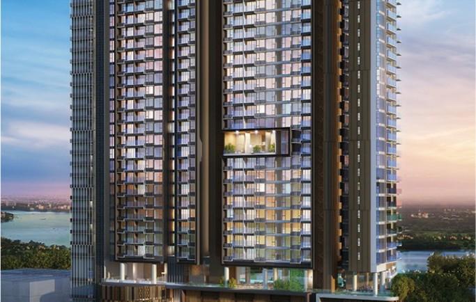 Dự án căn hộ Q2 Thảo Điền Quận 2  quần thể tiên tiến sống riêng tư không gian sang trọng