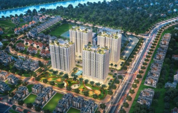 Dự án cao cấp Orchid Park được xây dựng bởi Cotec nơi sống đích thực ngập ánh sáng nét đẹp hài hòa.