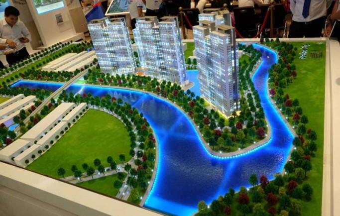 Dự án Gem Riverside kiệt tác ven sông