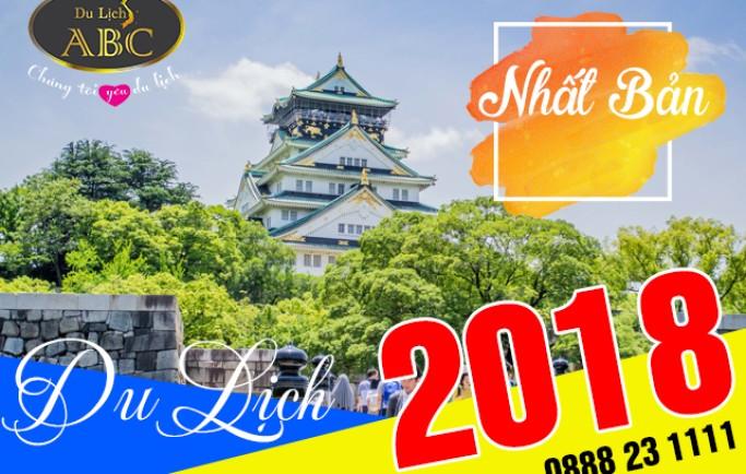 Du Lịch Nhật Bản Tokyo - Núi Phú Sĩ - Kyoto - Osaka - Kobe
