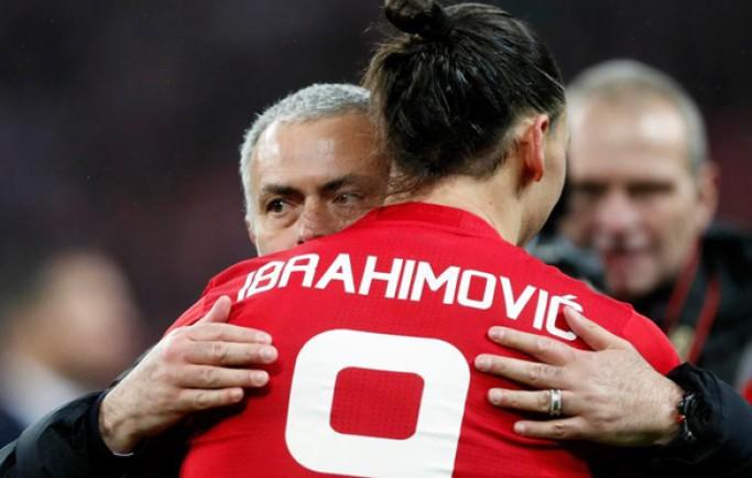 Fan 8live đưa tin: Mourinho muốn đưa Ibrahimovic trở lại để giải cứu M.U