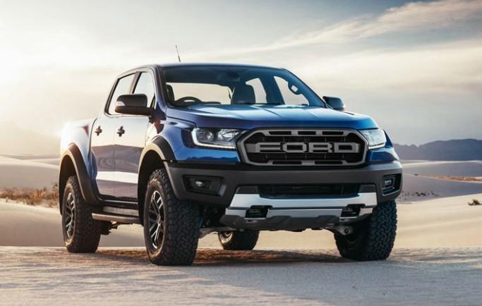Ford Ranger Raptor không có phiên bản số sàn