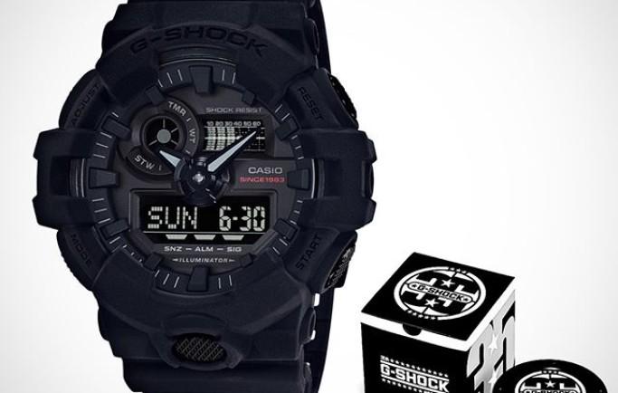 G Shock GA-735A-1ADR Big Bang  màu đen thu hút người đàn ông