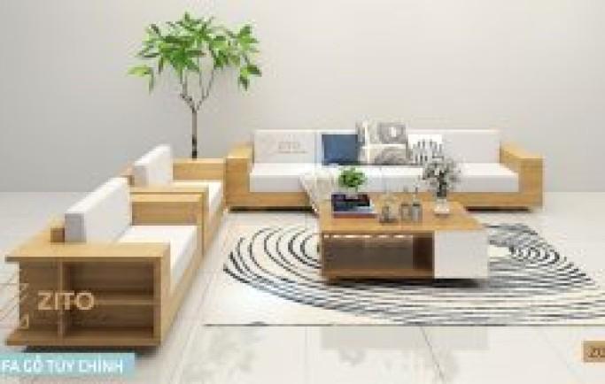Ghế sofa nhập khẩu phòng khách thêm đẳng cấp
