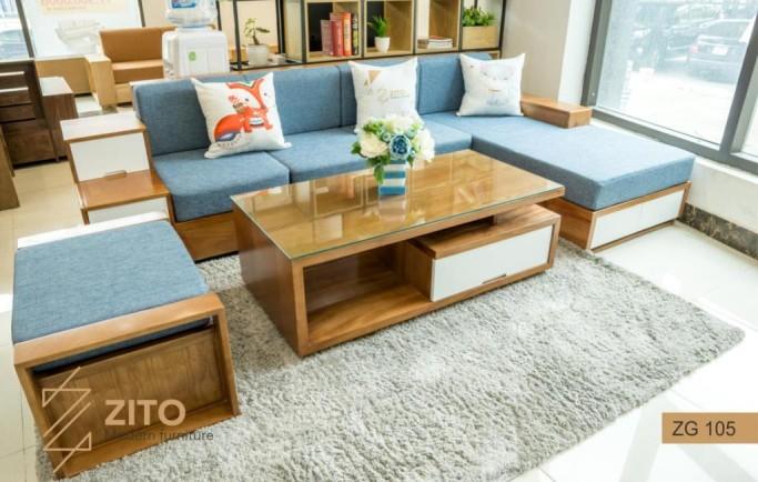 Giải đáp những thắc mắc thường gặp khi chọn mua sofa gỗ tại showroom nội thất zito