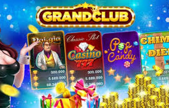 Grand club - tải game bài đổi thưởng cho android và ios