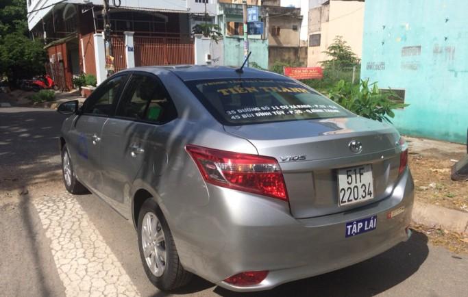 Học lái xe ô tô Củ Chi - Đào tạo lái xe uy tín tphcm