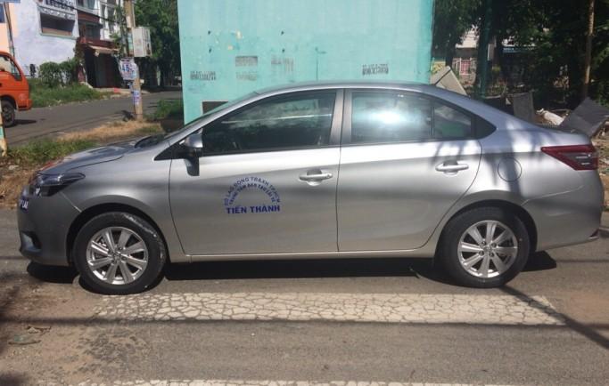 Học lái xe ô tô quận Tân Phú uy tín chất lượng tại Tiến Thành