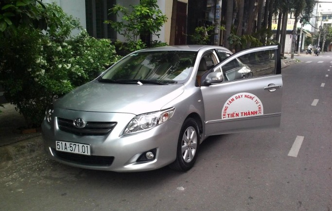 Học lái xe ô tô quận Thủ Đức uy tín chất lượng