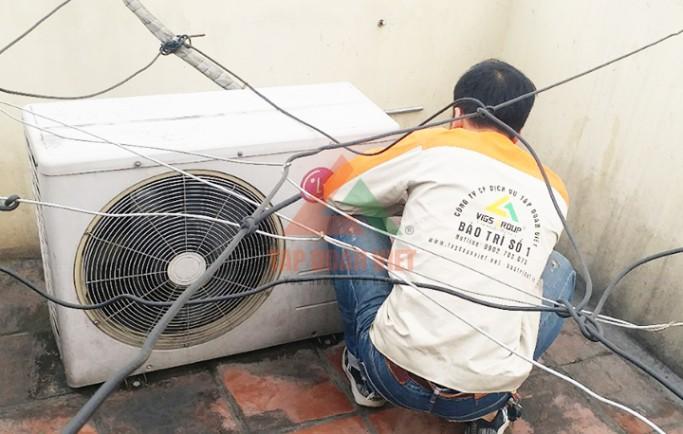 Hướng dẫn bạn dịch vụ sửa chữa điều hòa tại nhà an toàn, hiệu quả