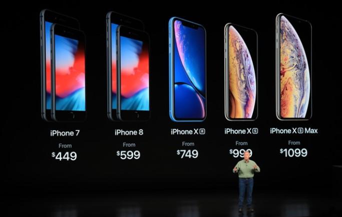 iPhone cũ như iPhone 8 Plus cũ giảm giá dọn đường cho iPhone 2018