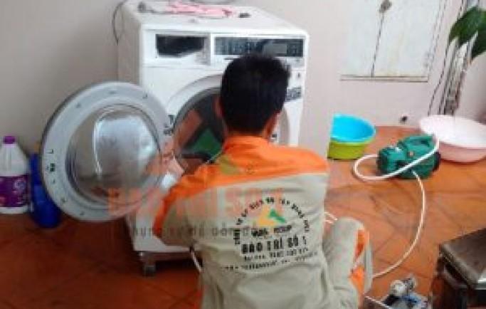Khắc phục lỗi máy giặt toshiba ngay tại nhà đảm bảo hết lỗi nhanh