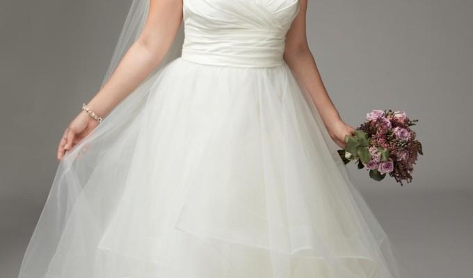 Làm thế nào để cô dâu mập trở nên xinh đẹp hơn trong ngày cưới?