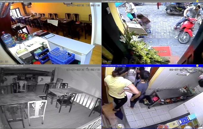 Lắp camera giúp giám sát công ty từ xa