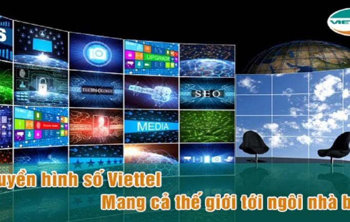 Lắp mạng cáp quang Viettel 2018 khuyến mãi giảm giá cực sốc