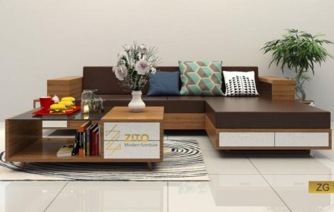Lựa chọn bàn trà phù hợp với từng kiểu sofa