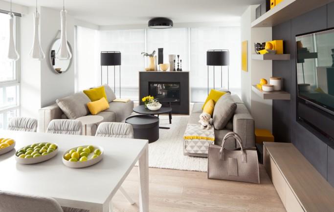 Lựa chọn màu sắc sofa da phù hợp với phong cách nội thất