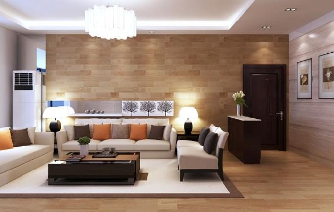 Lý do sử dụng sofa da cho phòng khách biệt thự