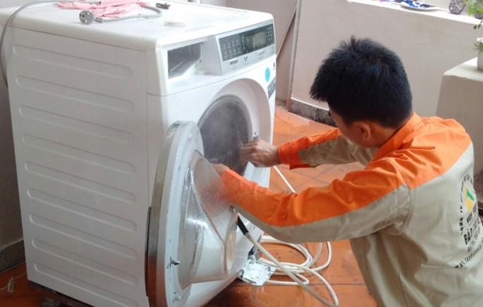 Mách bạn các cách sửa máy giặt sanyo tại nhà ngay trong 1g