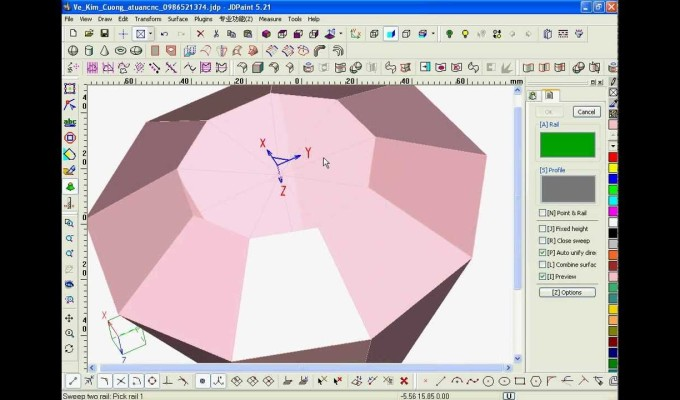 Mẫu Jdpaint là gì? Download phần mềm Jdpaint full Crack
